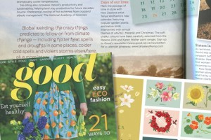 Illustrated New Zealand Gardening Calendar