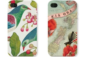 NZ birds iPhone 4 and 4S phone cases