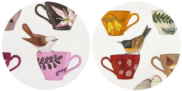 HenriStone_paintings_teacups