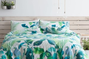 NZ tropical duvet cover set