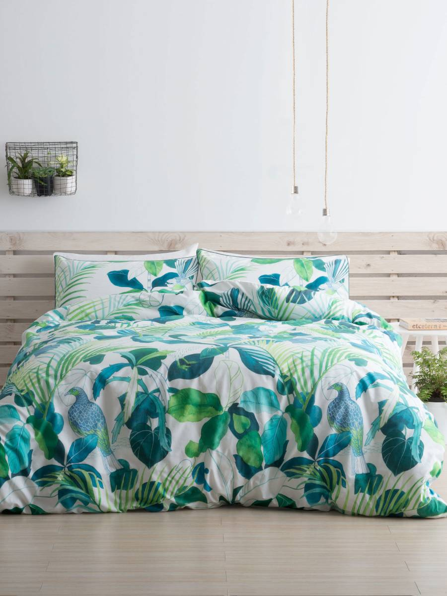 Tropical duvet cover sets sweetgalas for Stone island bedding