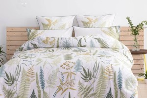 Linen House NZ Ferns Duvet cover