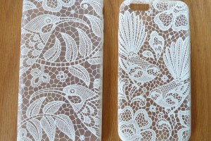 NZ birds lace iPhone cases