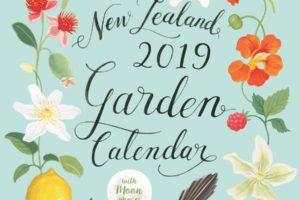 2019 NZ Gardening Calendar