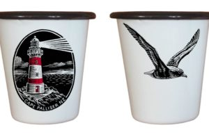 NZ Lighthouses Enamelware