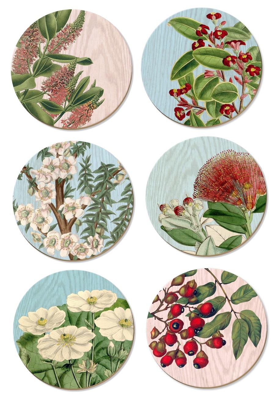 Wolfkamp&Stone_coasters_nz_vintage_flowers