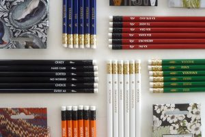 New Zealand themed HB pencils designed by Tanya Wolfkamp of Wolfkamp and Stone. Six pencils per box a with different NZ word and NZ image on each pencil. Black, white, orange, royal blue, green and brick red HB graphite pencils. NZ gifts, kiwiana, Te Reo gift, literary gift.